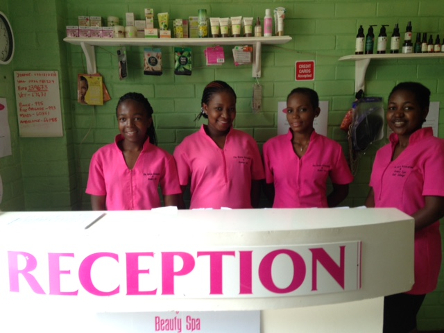 Haven Spa - Beauty Therapists!